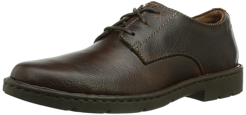 Clarks Stratton Way, Zapatos de Cordones Derby para Hombre
