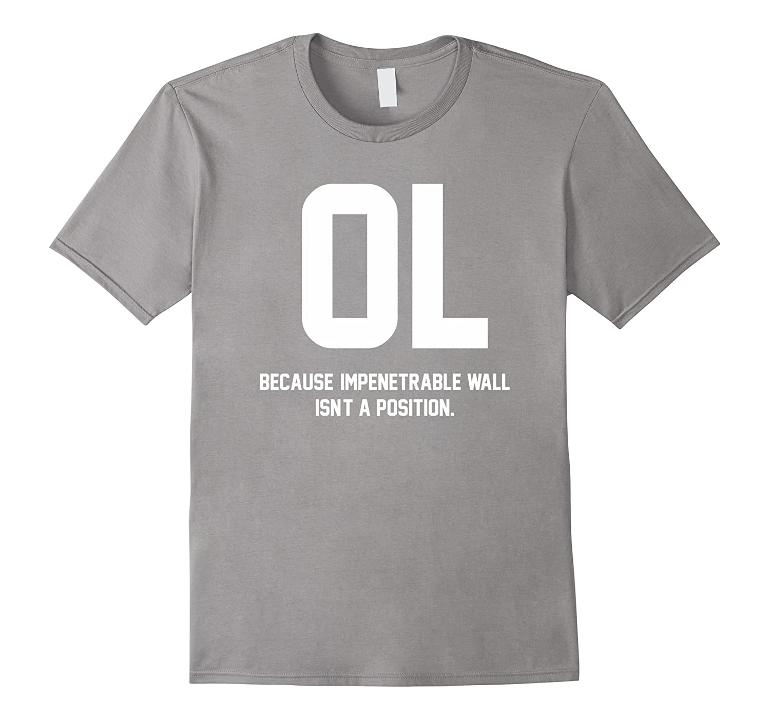 f0affb93 Offensive Lineman Because Impenetrable Wall Isnt a Position-RT