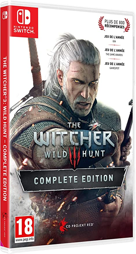 The Witcher 3: Wild Hunt - Complete Edition: Amazon.es: Electrónica
