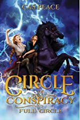 Full Circle: Book 3 Second Artesans Trilogy (Circle of Conspiracy) Kindle Edition