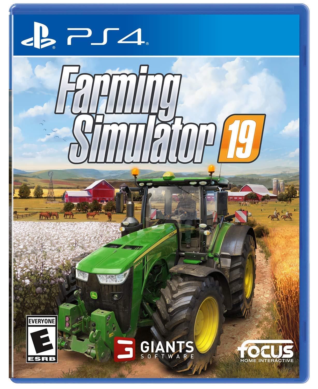 Farming Simulator 19 - Playstation 4 (fisico)