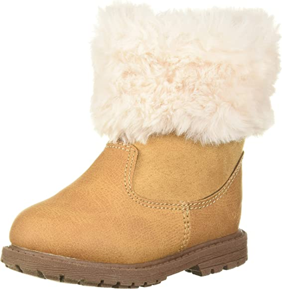 OshKosh BGosh Toddler and Little Girls Harlow Fashion Boot