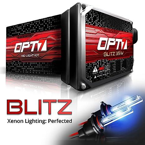 Amazon OPT7 Blitz 35w 9006 HID Kit