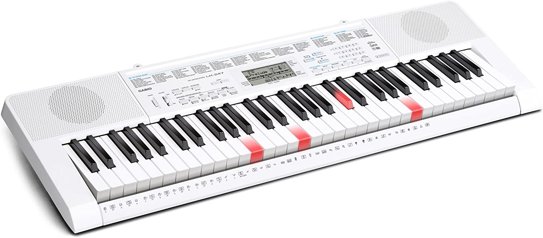 Casio LK-247 - Teclado electrónico (61 teclas, conector tipo USB)