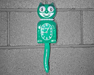 product image for Kit Cat Klock Jeweled Limited Edition Lady (Emerald Green)