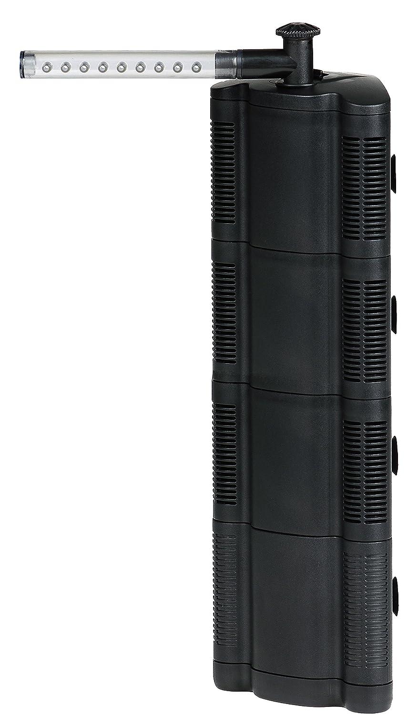 BPS (R) Filtro Profesional Acuario, Filtro Interno para Pecera,Ahorro de Energía 9 * 5.5* 25.5 CM 6w BPS-6047(6W ,240L/H): Amazon.es: Hogar