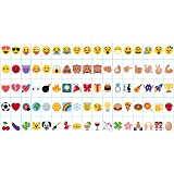 Gadgy ® Emoji Pack | Symbols for A4 Cinematic LightBox | Smiley Set 85 Characters
