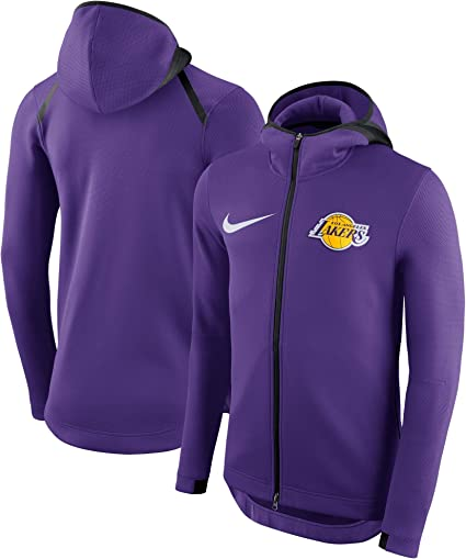 Los Angeles Lakers Nike Nba Showtime Therma Flex Hoodie Purple Men S Size Xl Sweatshirts Hoodies Amazon Canada
