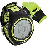 Set FOX40 Whistle Watch® mit Schiri-Pfeife Sonik Blast®