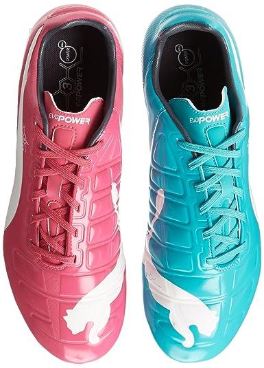 Puma Men s Evopower 3 Tricks Firm Ground Soccer Shoe 07ef2e353