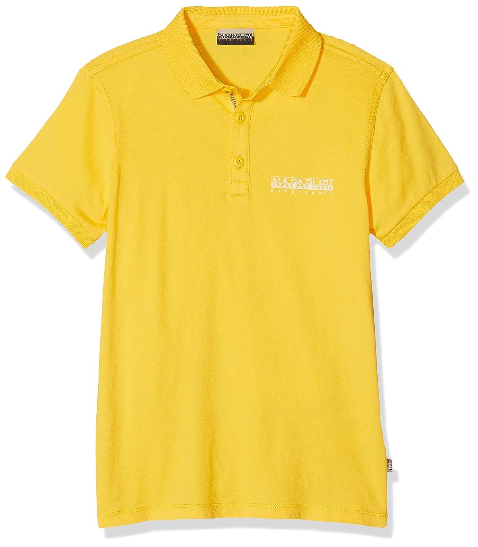 Napapijri Jungen Poloshirt K Evora Freesia Yellow