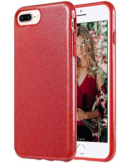 Amazon.com  ULAK iPhone 8 Plus Case 095c3f448a
