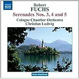 Fuchs : Sérénades N°3, 4 et 5