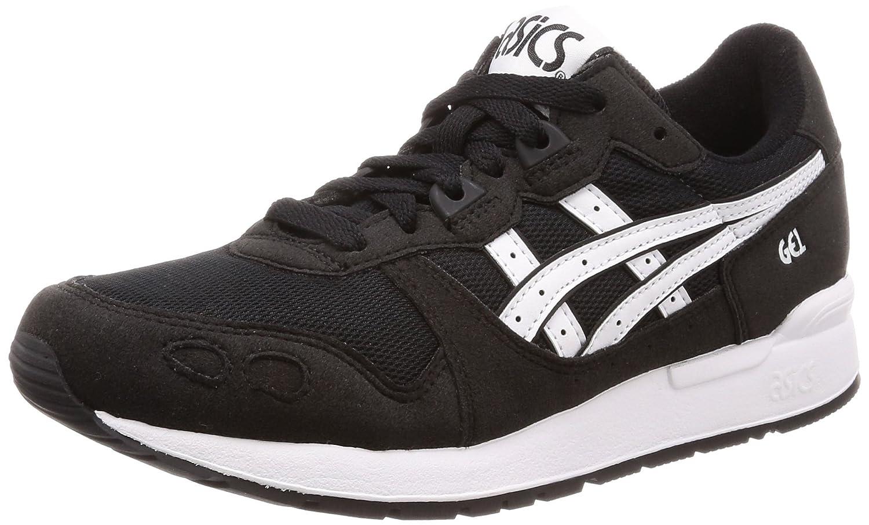 ASICS Gel-Lyte, Chaussures de Running Mixte Adulte 43.5 EU|Noir (Black/White (Black/White EU|Noir 001) c20f4a