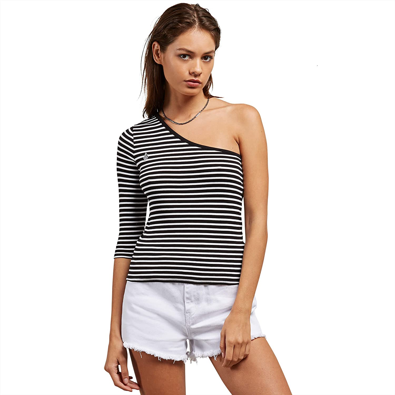 Volcom Womens Rave New World Fitted One Should Top