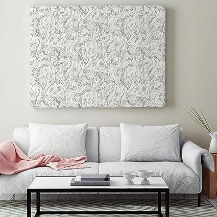 Roommates Gray Marble Peel And Stick Wallpaper Amazoncom