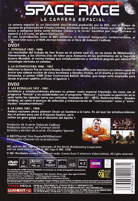Space Race: La Carrera Espacial [DVD]: Amazon.es: Christopher ...