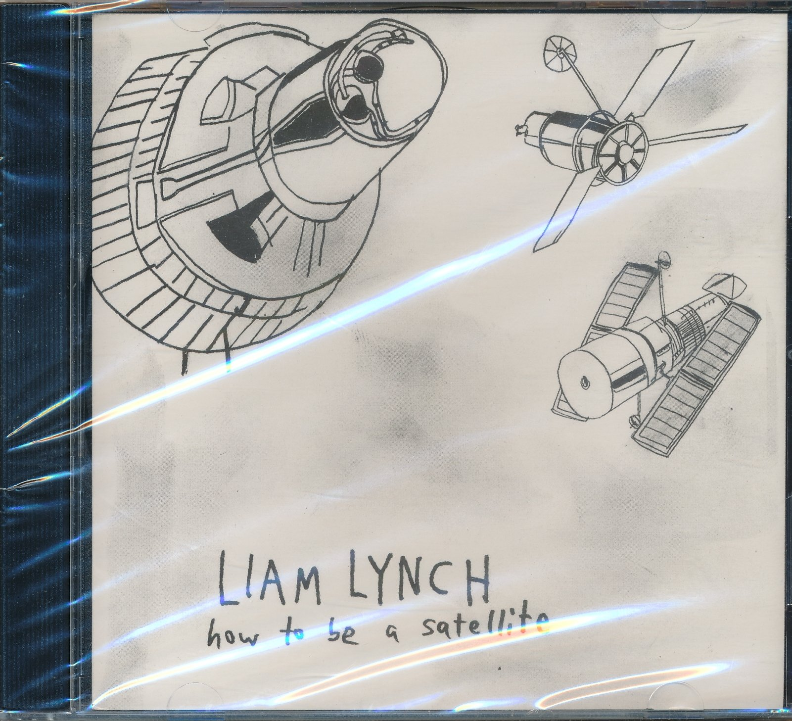 Liam Lynch How To Be A Satellite : Songs- Gimme a Ride; This Town Sucks; Step Out of Time; The Fresh Electric; The Border; How Long; Motivator; Crow; Club Sucker (2006 MUSIC CD) pdf