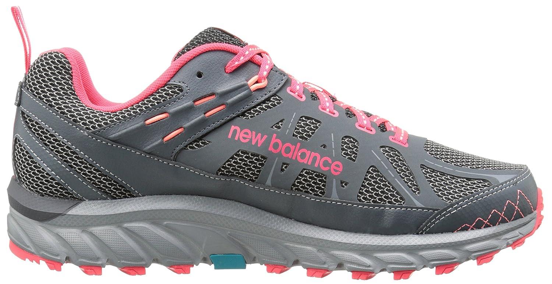 New Balance Kvinners Trail Sko Grå / Rosa 9ZN2u