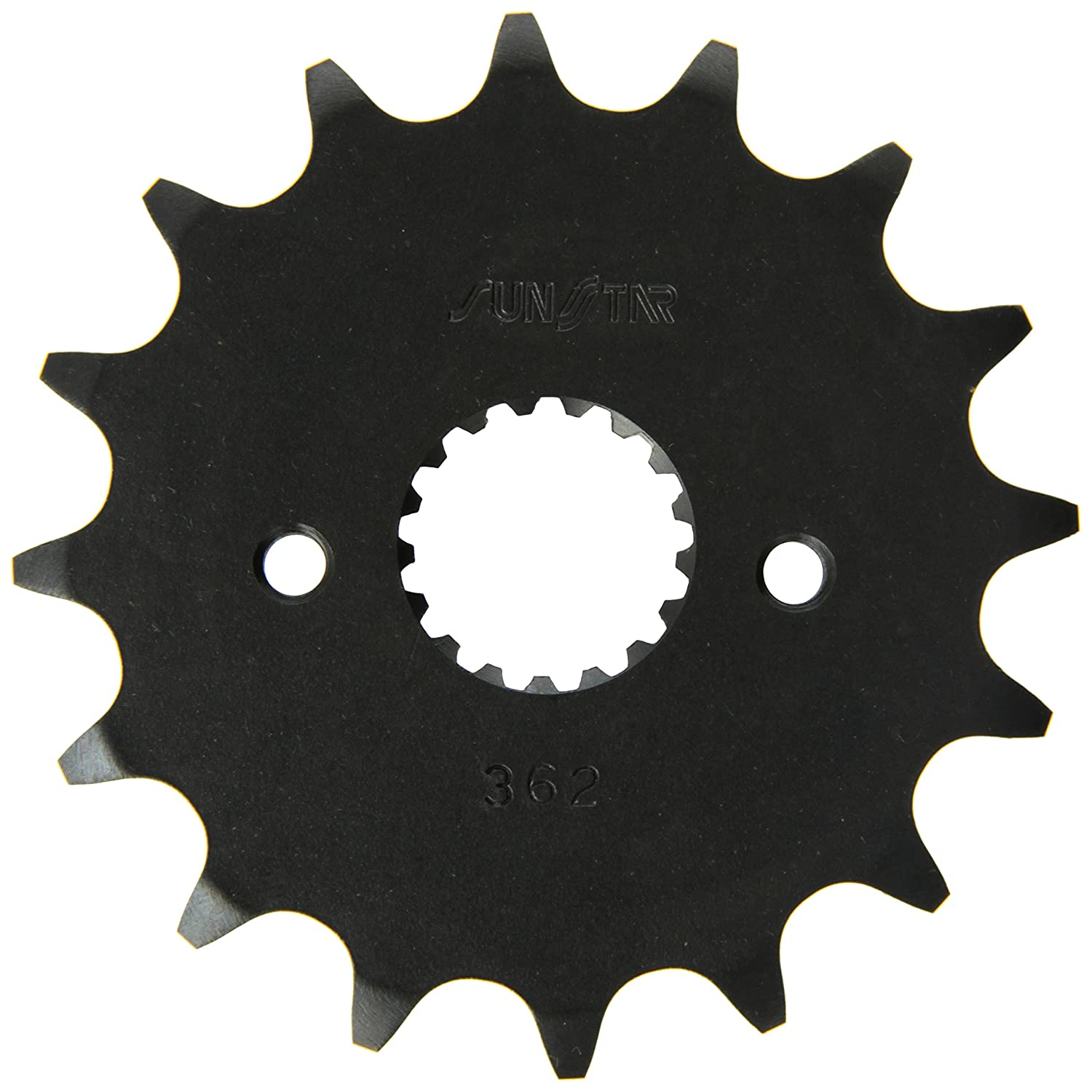 Sunstar 36216 16-Teeth 520 Chain Size Front Countershaft Sprocket