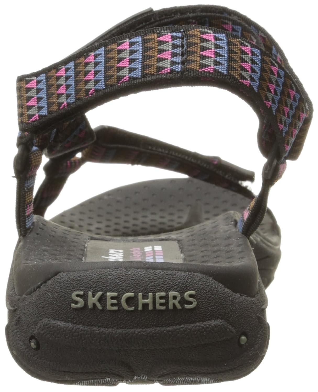 Kvinners Skechers Reggae Innløsning Sandal Cc2SZC7v6
