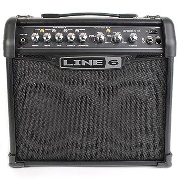 Line 6 Spider IV15 Guitar Amp: Amazon.de: Musikinstrumente