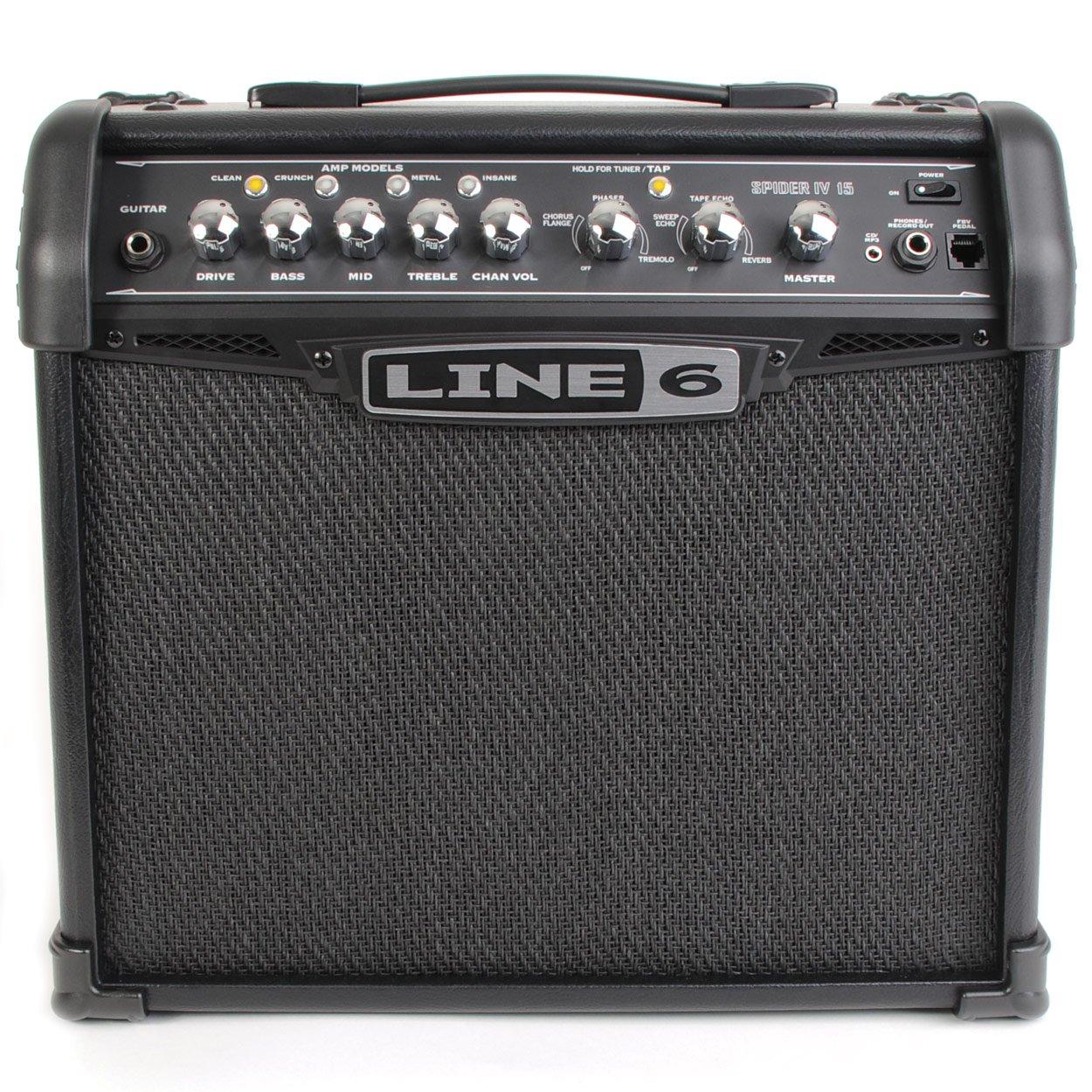 Line 6 Spider IV 15 - Amplificador para guitarra product image