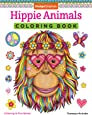 Hippie Animals Coloring Book (Coloring is Fun) (Design Originals) 32 Groovy, Totally Chill Animal Designs from Thaneeya McArdle, on High-Quality, Extra-Thick Perforated Pages Resist Bleed-Through