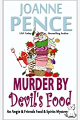 Murder by Devil's Food: An Angie & Friends Food & Spirits Mystery (The Angie & Friends Food & Spirits Mysteries Book 4) Kindle Edition
