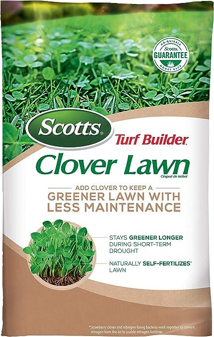 Scotts Turf Builder Clover Lawn