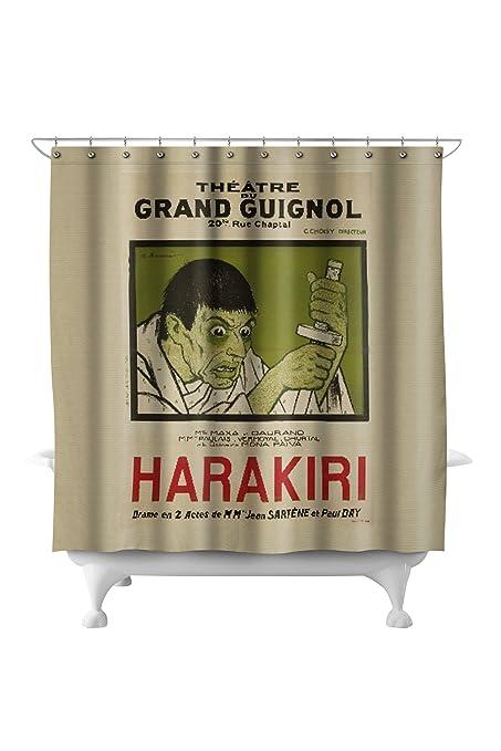 Amazon.com: Grand Guignol - Harakiri Vintage Poster (artist ...