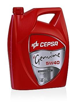 CEPSA 512553073 Lubricante Sintético para Vehículos Gasolina y Diésel
