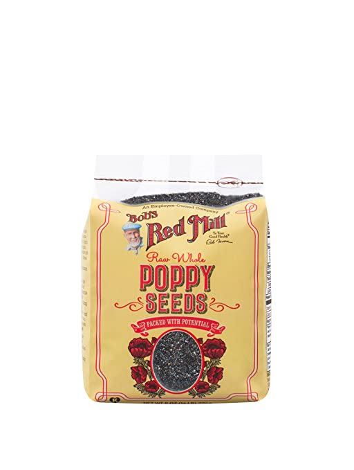 Bobs Red Mill Poppy Seeds, 8-ounce