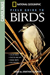 National Geographic Field Guide to Birds: The Carolinas Paperback