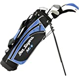 JUNIOR Ben Sayers 2017 M1i Package Set Kids Golf Set + Blue Stand Bag - RIGHT HAND
