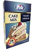 Pik Cake Mix - Velvet Vanilla 350g