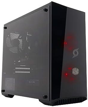 Stormforce Onyx Gaming PC - (Black) (AMD Ryzen 3 1200 Wraith, 8