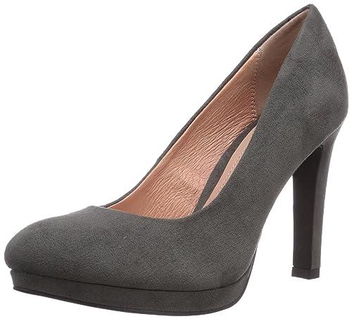 2df0189449e Buffalo H748-1 P1804F - zapatos de tacón cerrados de material sintético  mujer