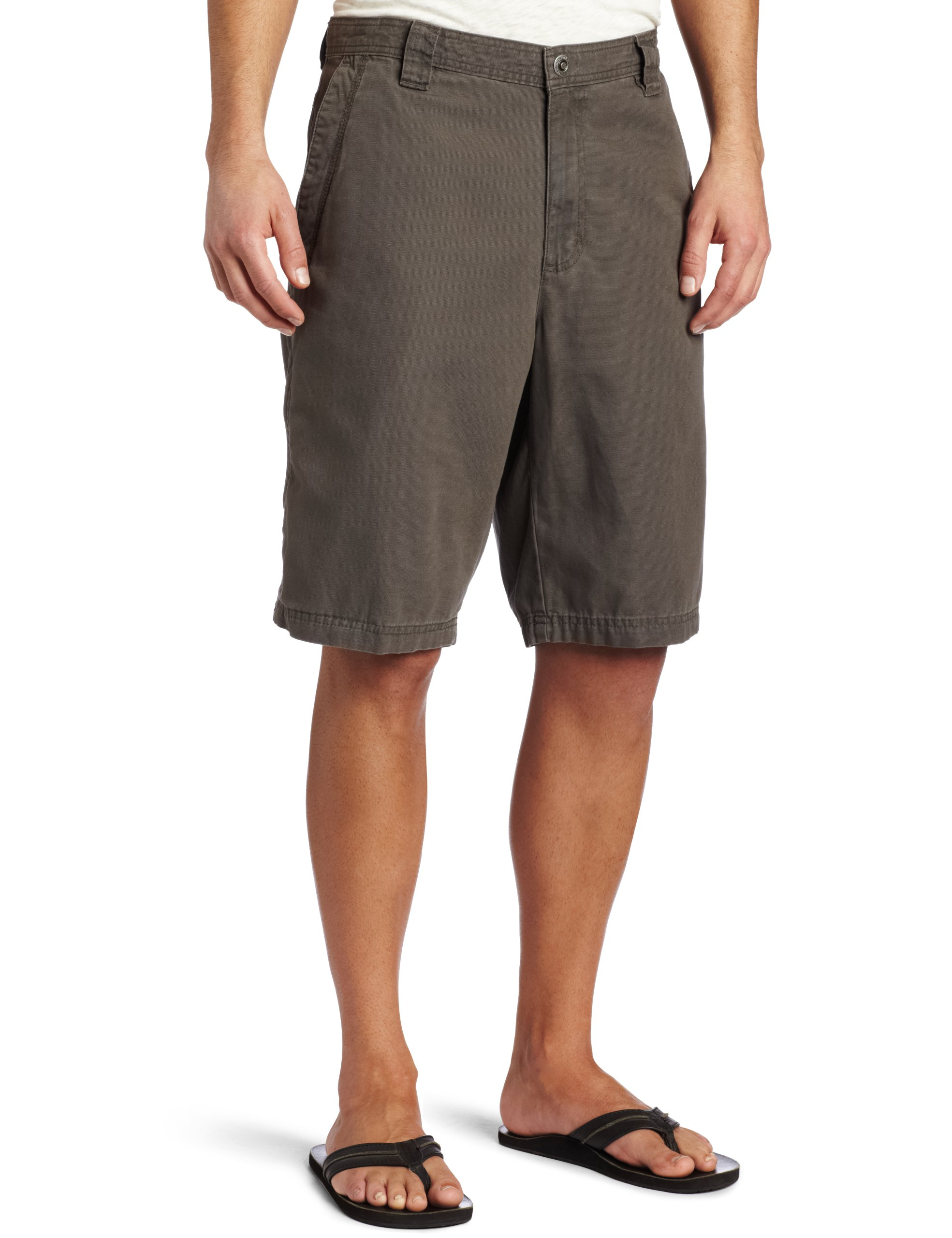 Columbia Men's Ultimate ROC Short,Alpine Tundra,36 by Columbia
