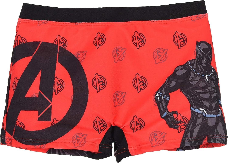 Boxer Maillot De Bain Gar/çon Avengers
