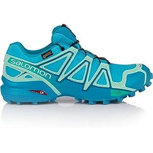 c01de443108 Salomon Femme Speedcross 4 Chaussures de Course à Pied et Randonnée ...