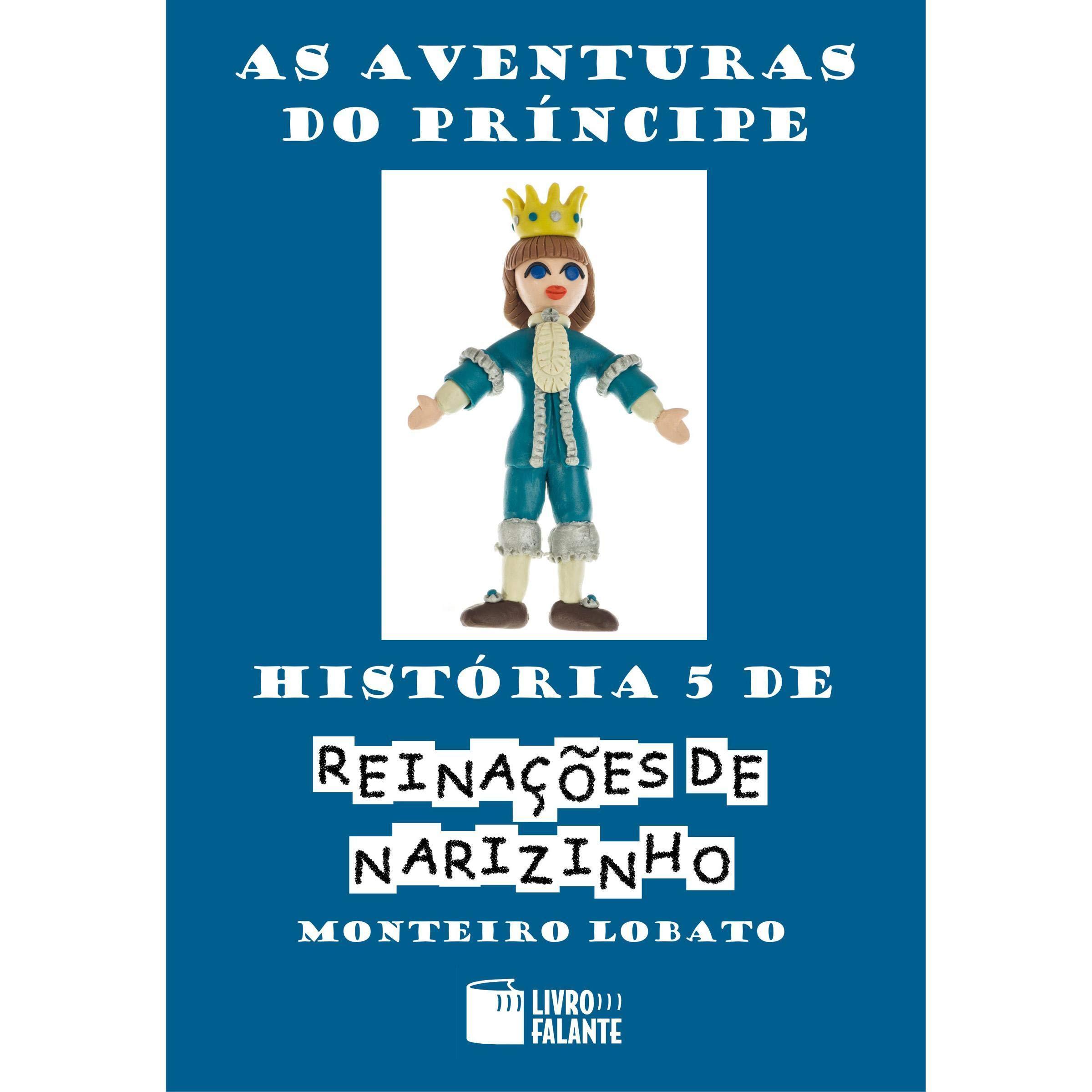 As aventuras do príncipe | Audiolivro