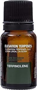 Elevation Terpenes Terpinolene Food Grade Natural Terpene 10 Milliliters (Made in USA)