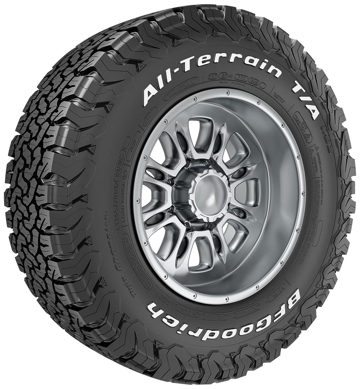 BFGOODRICH ALL-TERRAIN T/A KO2 - 235/75/15 104S - B/F/75dB - Neumático Todoterreno: Amazon.es: Coche y moto