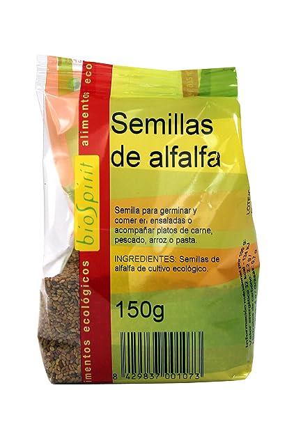 Biospirit Semillas de Alfalfa Bio - 150 gr