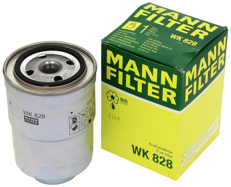 Mann Filter Wk828 Fuel Car Motorbike 2001 Toyota Corolla