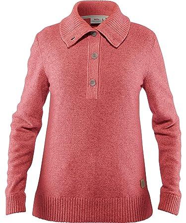Fjällräven Greenland Re-Wool Sweater Women - Wollpulli  Amazon.de ... e93ded297a