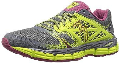 361 Women's Santiago-W Trail Runner, Castlerock/Limeade, ...