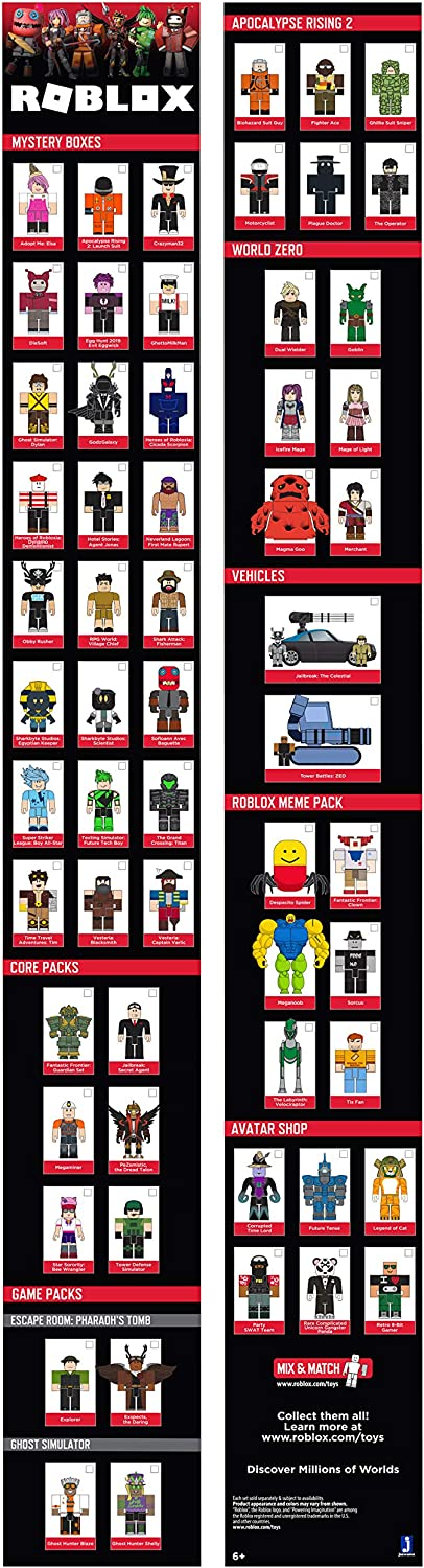 Roblox/install.com Amazon Com Roblox Action Collection Meme Pack Playset Includes Exclusive Virtual Item Toys Games