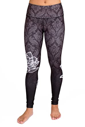 Amazon.com: Inner Fire Lotus Legging Yoga Pants: Clothing